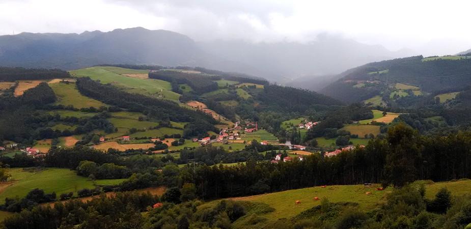 Холмы Астурии